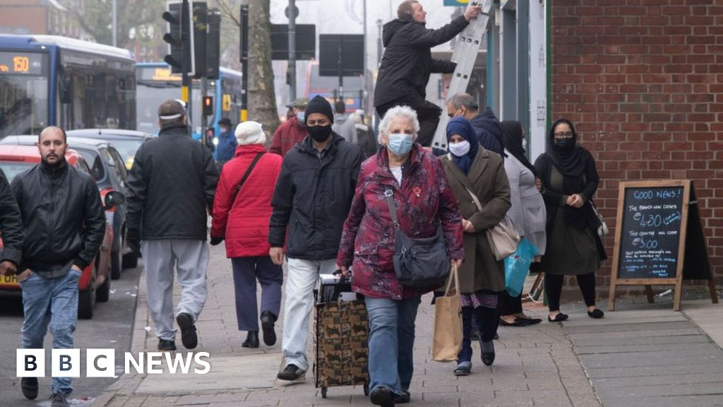 Virus levels falling across most of England, says ONS