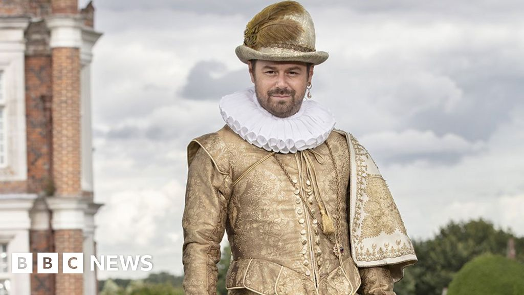 Danny Dyer lives like a king for new series