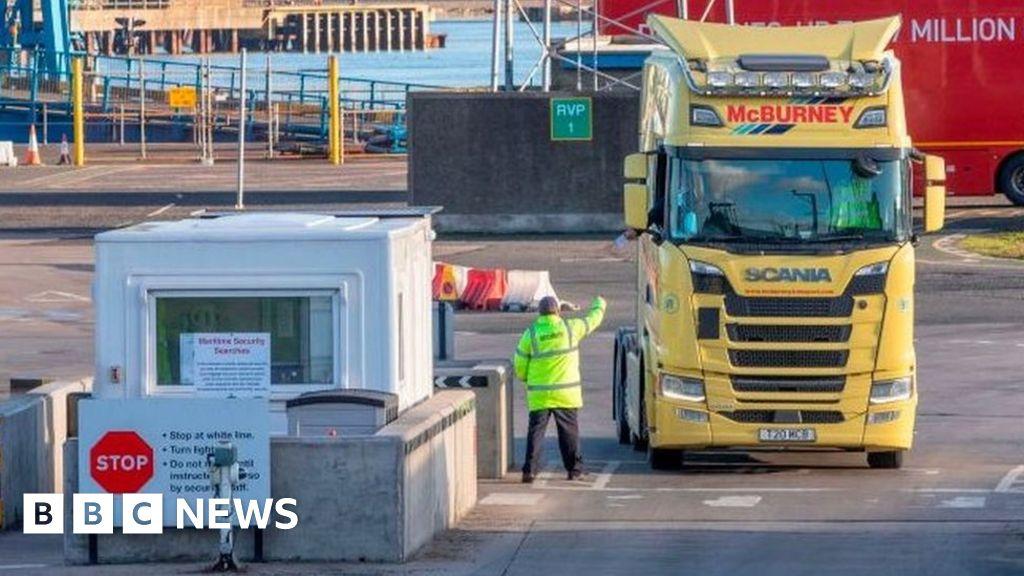 Brexit: UK says new Northern Ireland Protocol talks  constructive