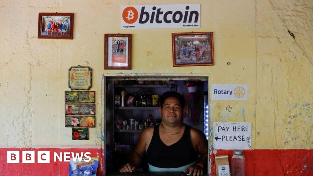 Bitcoin: El Salvador makes cryptocurrency legal tender