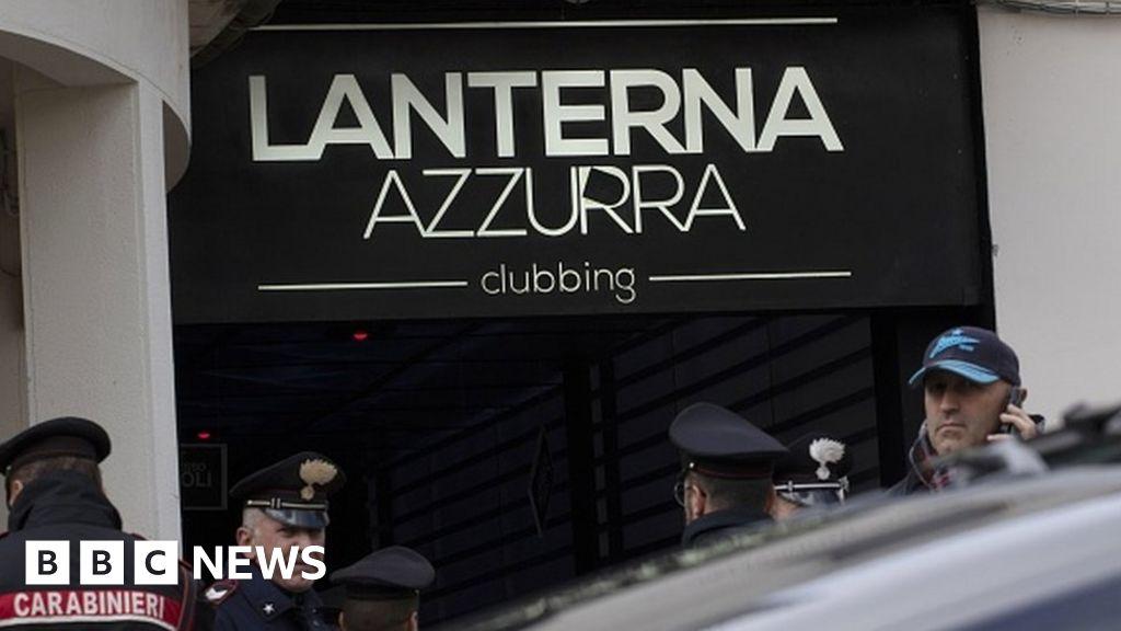 Seven held over Italy nightclub stampede