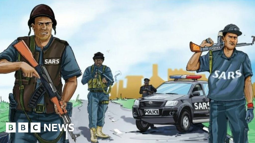 Nigeria governor promises action against 'rogue' SARS police unit