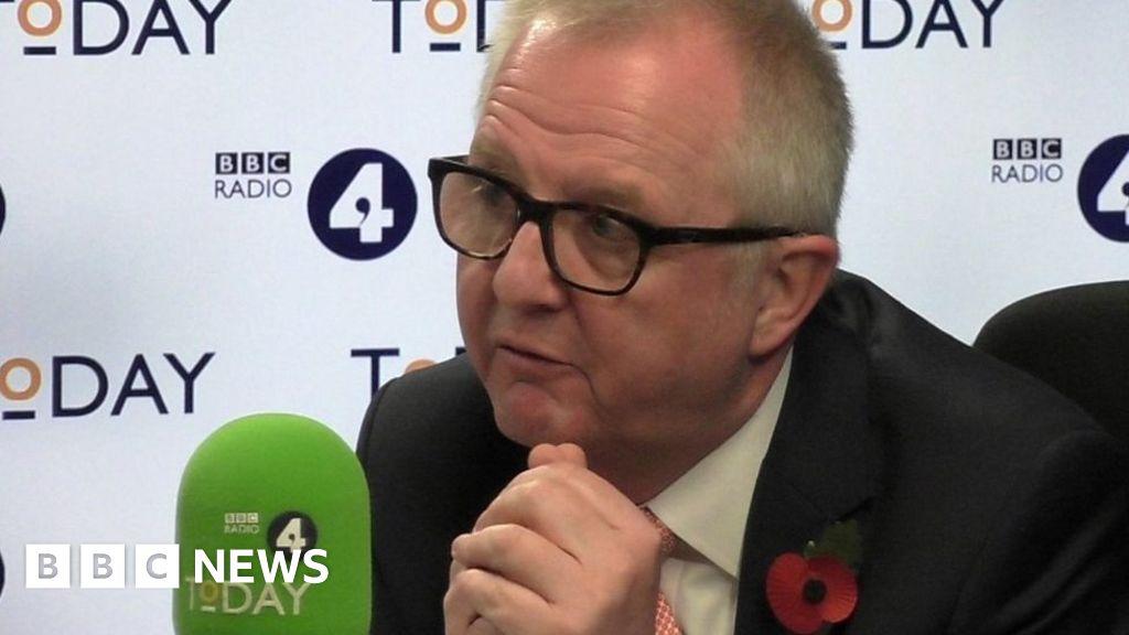 Ex-Labour MP Ian Austin: 'Vote for Boris Johnson' thumbnail