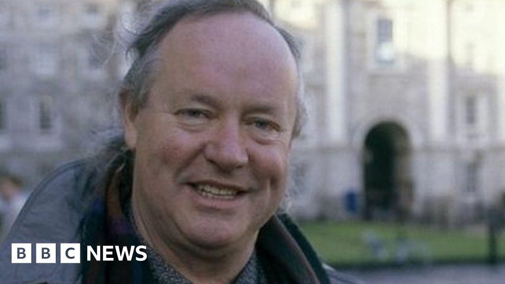 Irish poet and author Brendan Kennelly dies