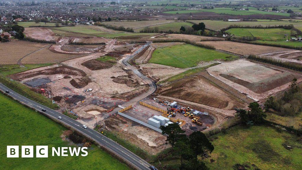 New Taunton primary school 'to open in 2022' thumbnail