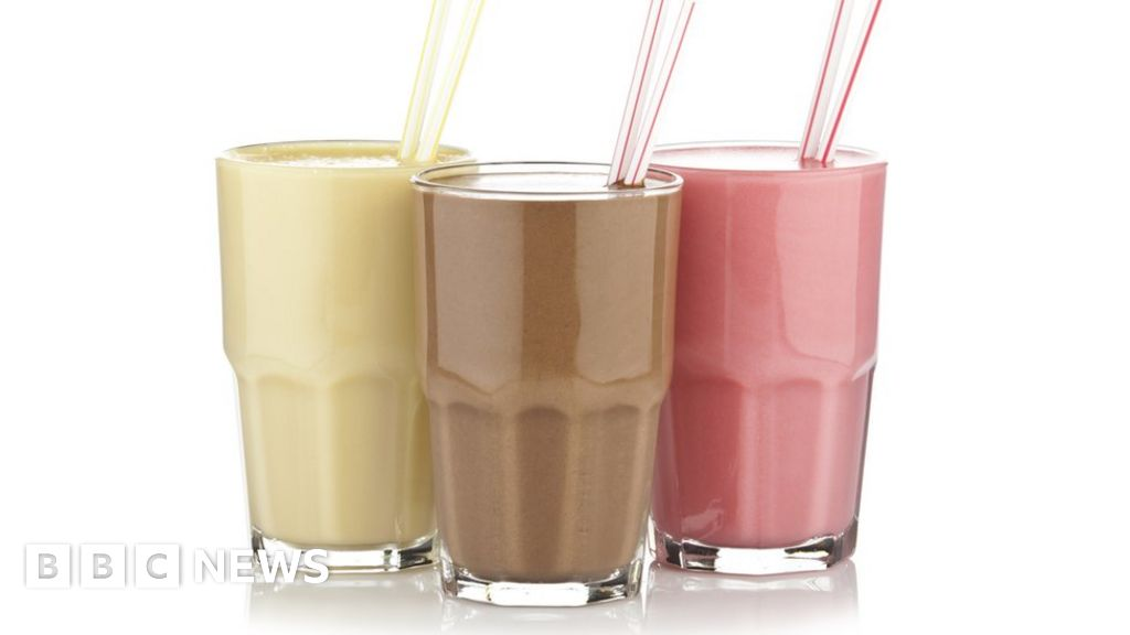 Soups and shakes low-calorie diets 'recommended for obese'