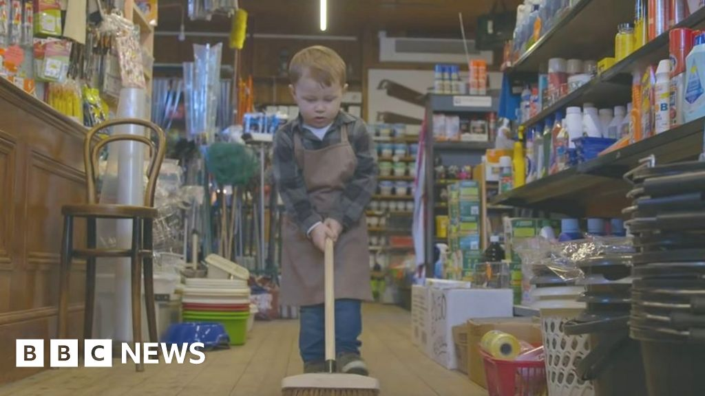 Christmas advert made for £100 stars two-year-old Arthur