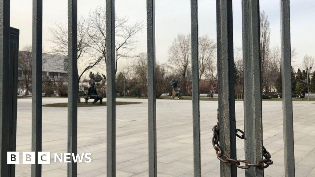 Russia sees no epidemic but starts shutdown