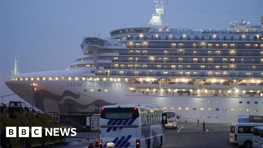 Rescue plan 'considered' for virus cruise Britons