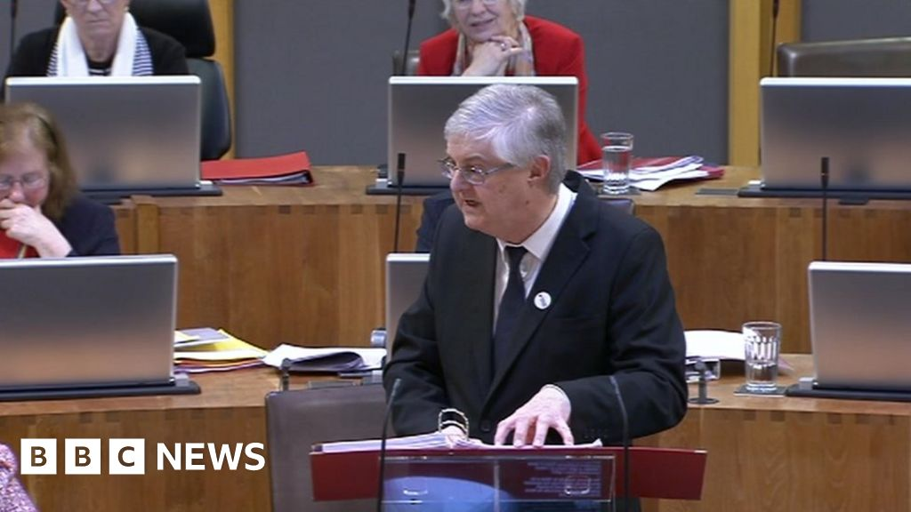 First minister 'acting as judge and jury' claim