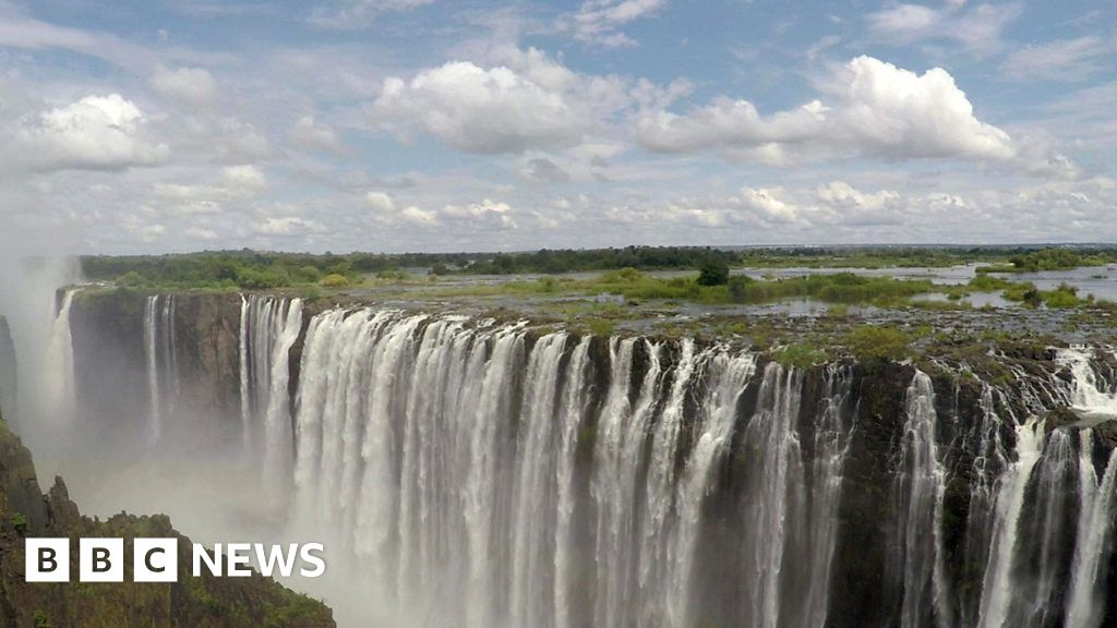 Could Victoria Falls Dry Up