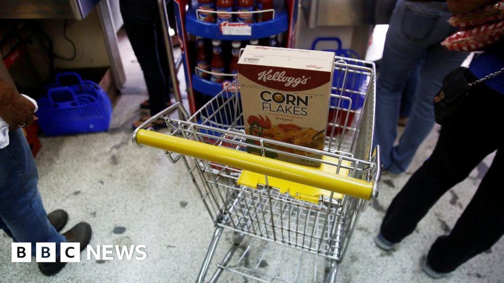 Venezuela seizes Kellogg cereal factory