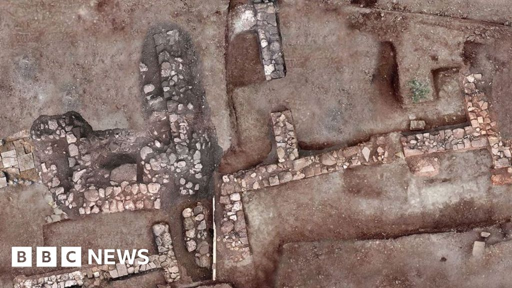 Archaeologists find ancient Greek city