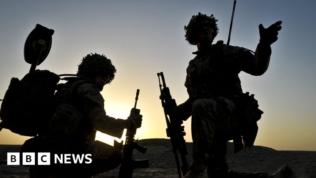Afghanistan war: UK's lowest payout for civilian death was £104.17 thumbnail