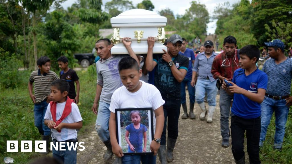 How did six migrant children die on the US border? - BBC News