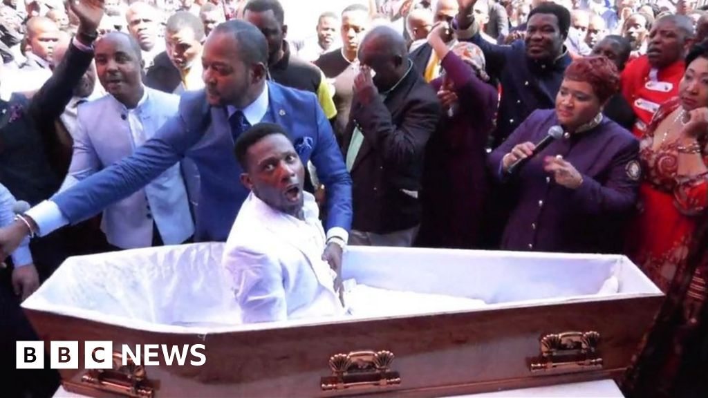 South Africa funeral firm to sue pastor for 'resurrection stunt