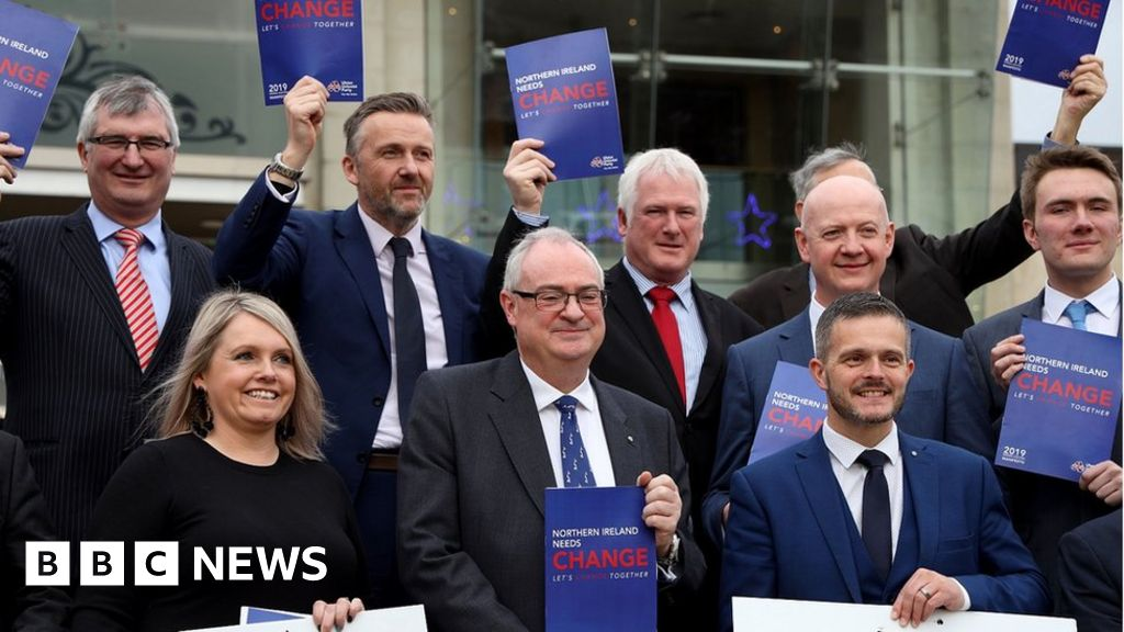 General election 2019: Ulster Unionists 'want hung parliament'