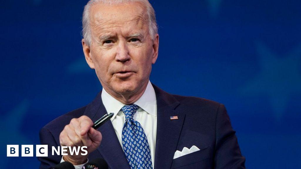 President Biden & Cabinet news 2020-2021 - cover