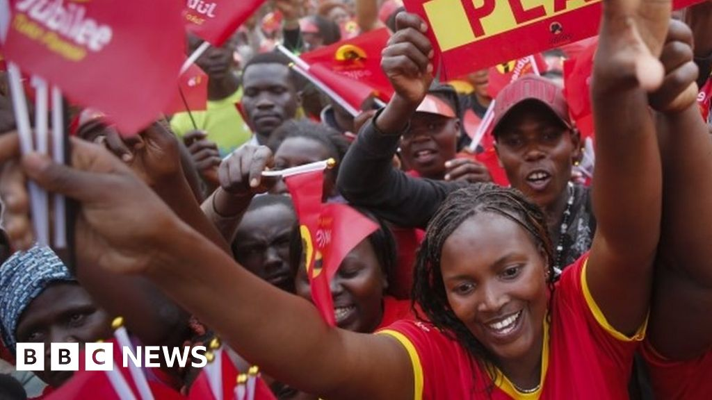 Eight things about the Kenyan elections - BBC News