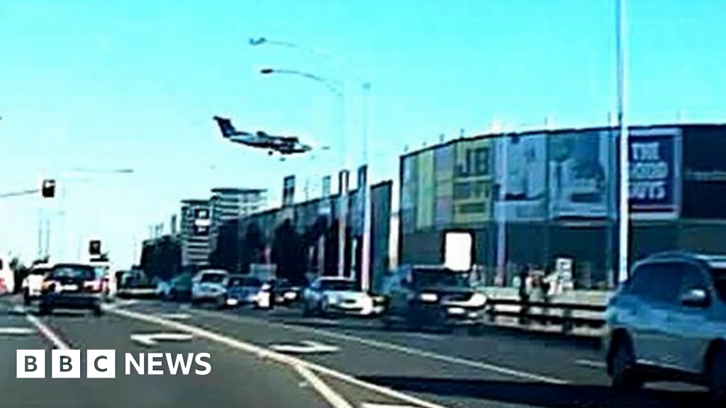 Pilot error blamed in Melbourne plane crash