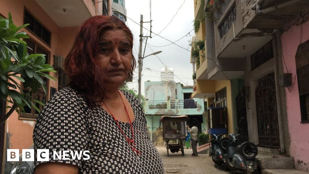 Hair Thieves Striking Fear In India Bbc News
