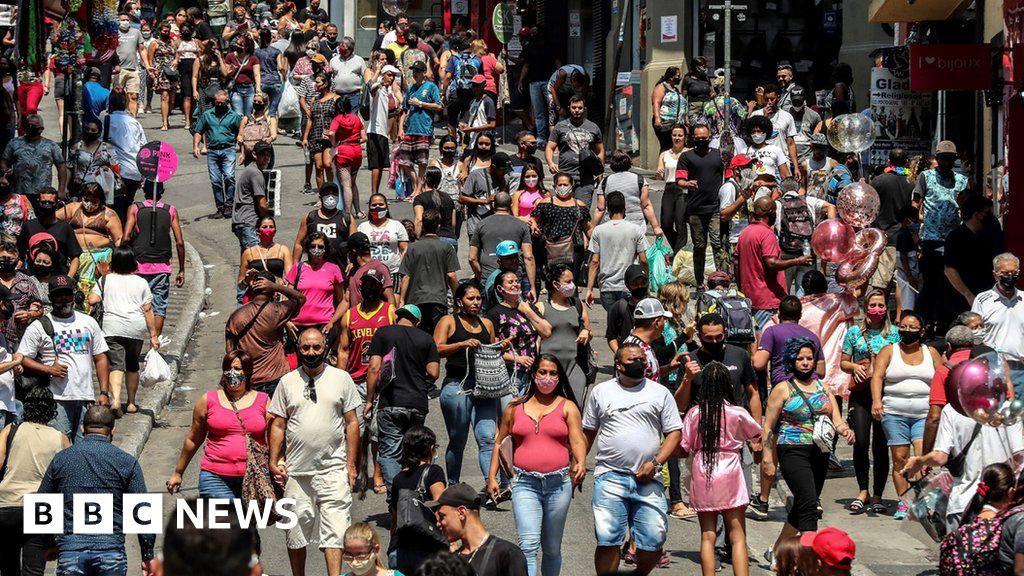 Covid: Brazil's coronavirus death toll passes 150,000