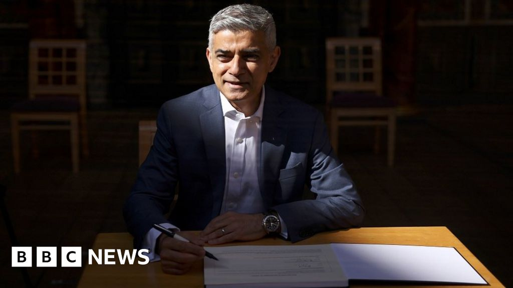 London elections 2021: Re-elected Sadiq Khan announces tourism plan