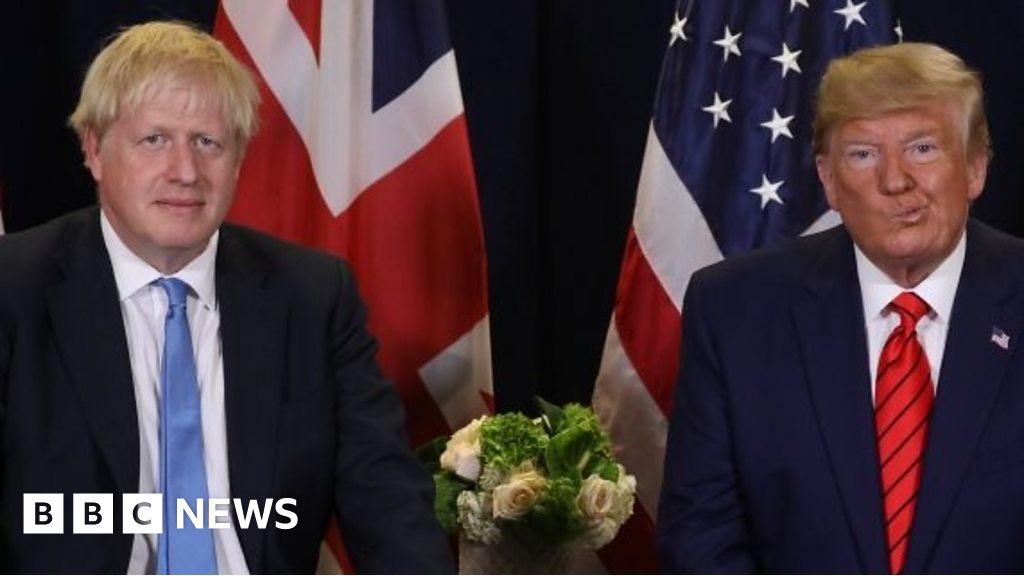 Boris Johnson or Donald Trump: Who's got it worse?