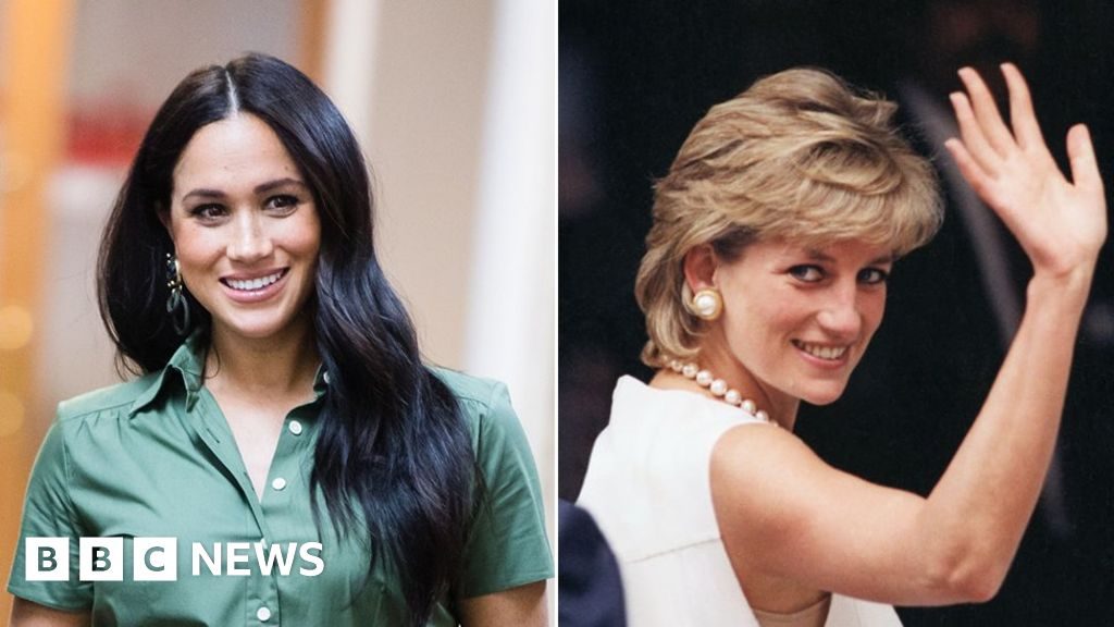Why Prince Harry is comparing Meghan to Princess Diana