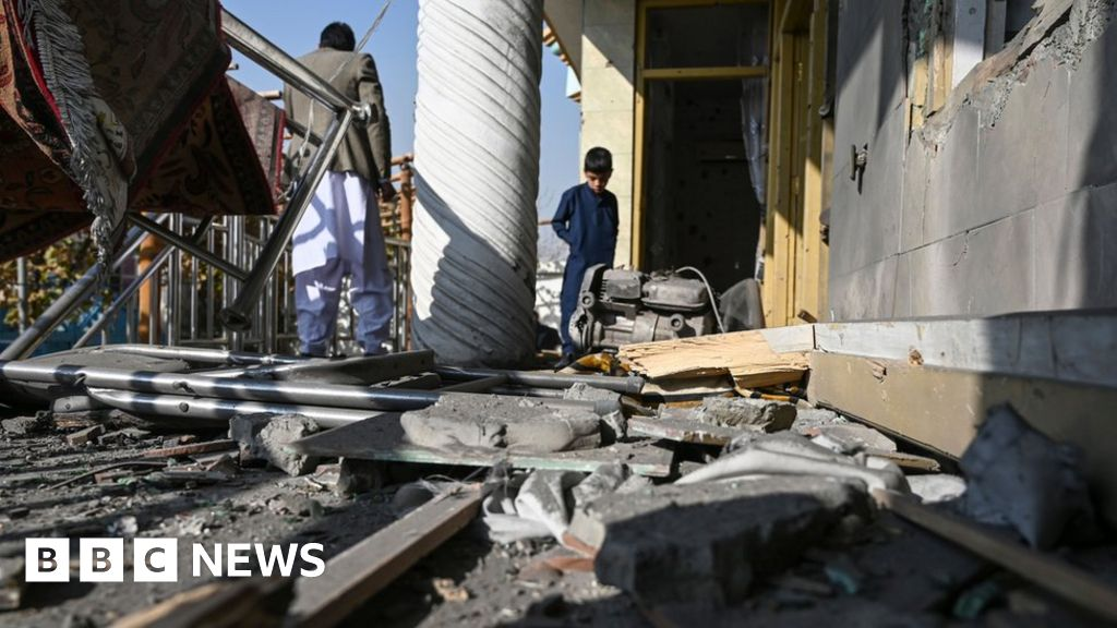 Kabul attack: Several killed as rockets hit residential areas