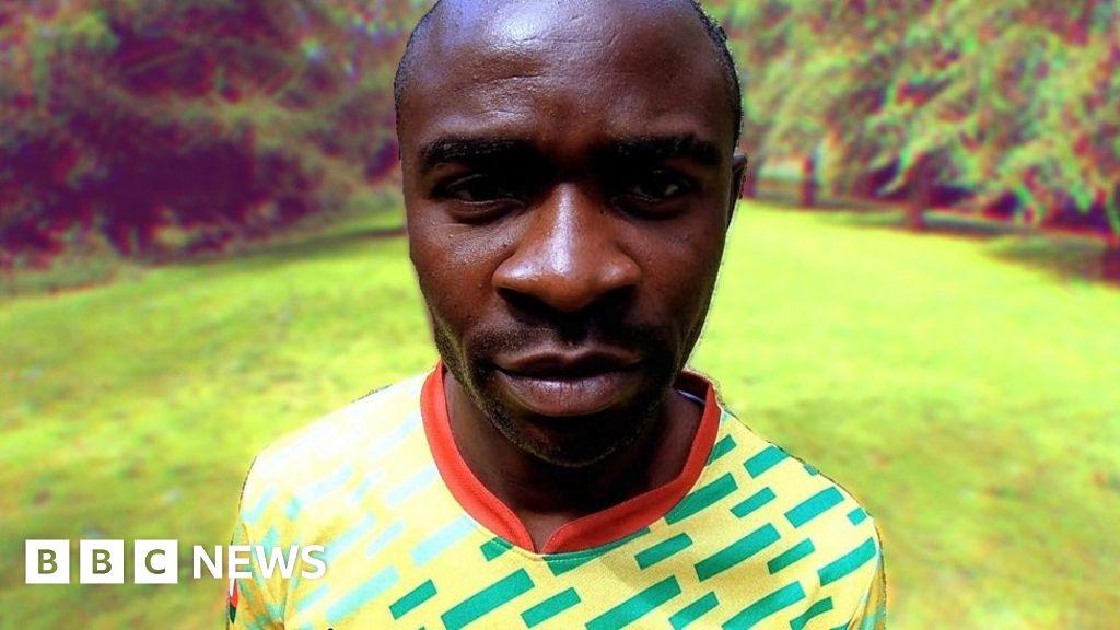 Meet  The Terminator , Zimbabwe s disabled footballer