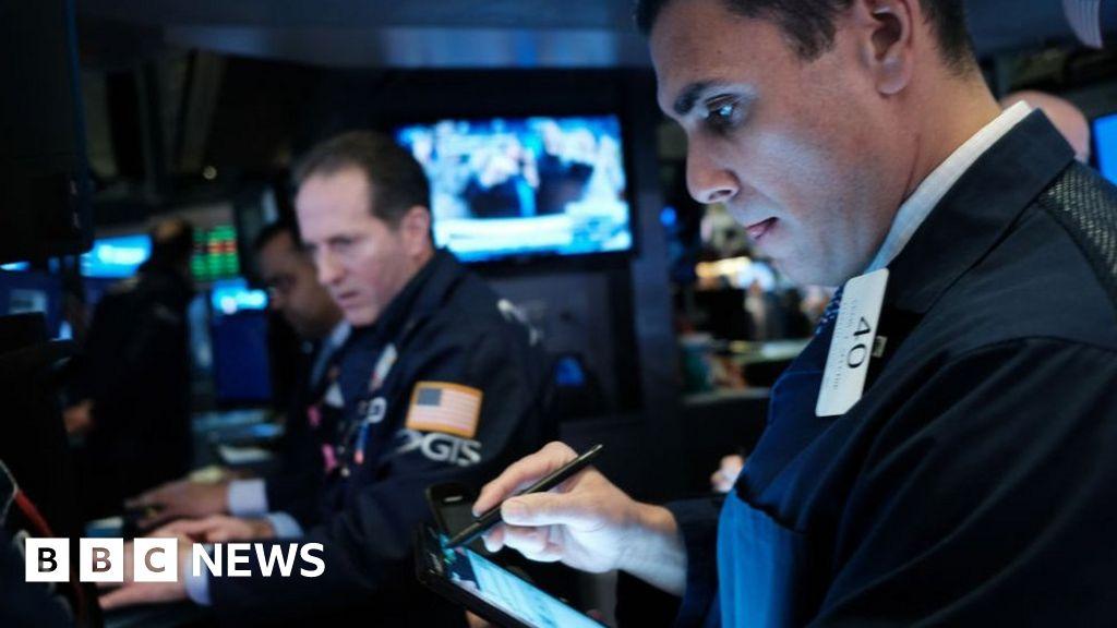 Markets rebound after last week's dive thumbnail