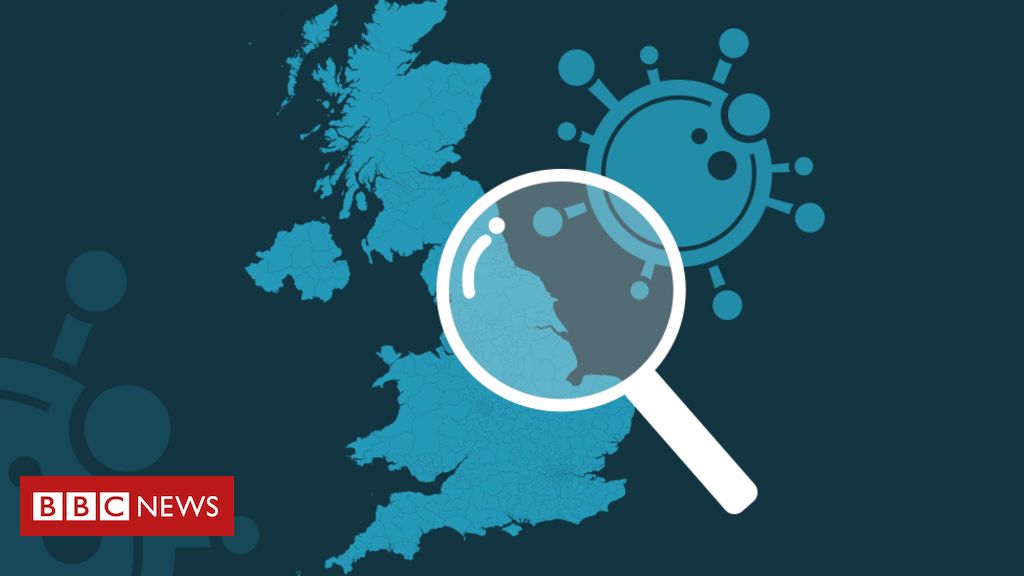 Covid-19 in the UK: How many coronavirus cases are there in my area?