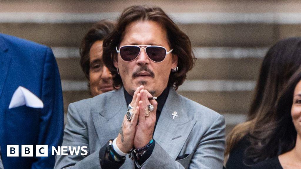Johnny Depp leaves Fantastic Beasts franchise
