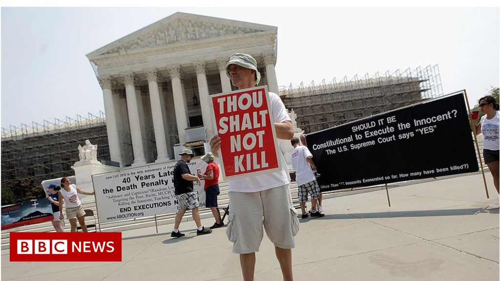 First southern US state abolishes death penalty