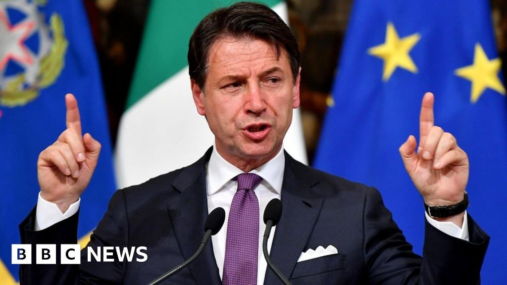 Italy's Giuseppe Conte tells populist leaders: 'Stop fighting or I ...