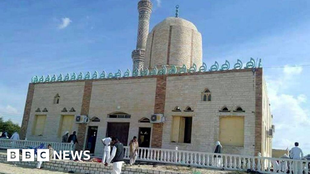 Egypt attack: Gunmen kill 235 in Sinai mosque - BBC News