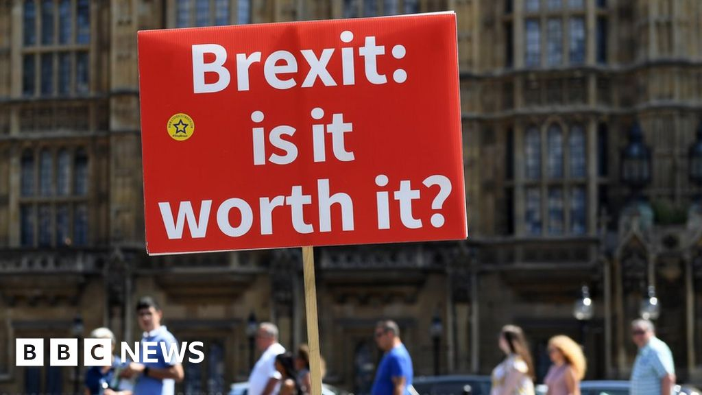 Brexit News: What Is The Government's Plan For Brexit?