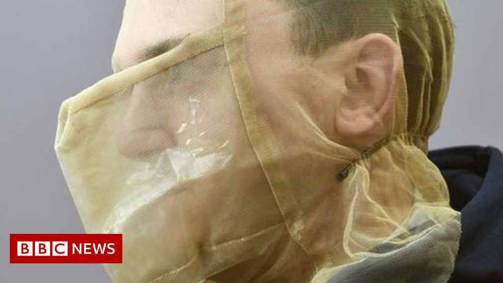 Coronavirus: Amnesty says the police are spit hoods offer  no protection