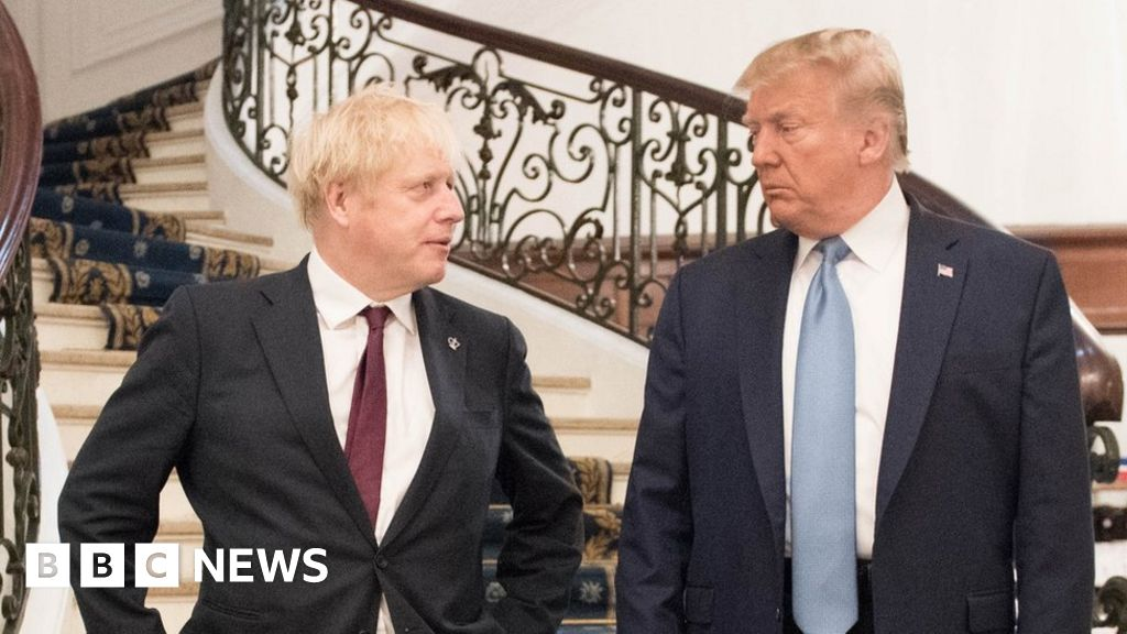 Johnson promises  overhaul  of the post-Brexit foreign policy, as he starts to give