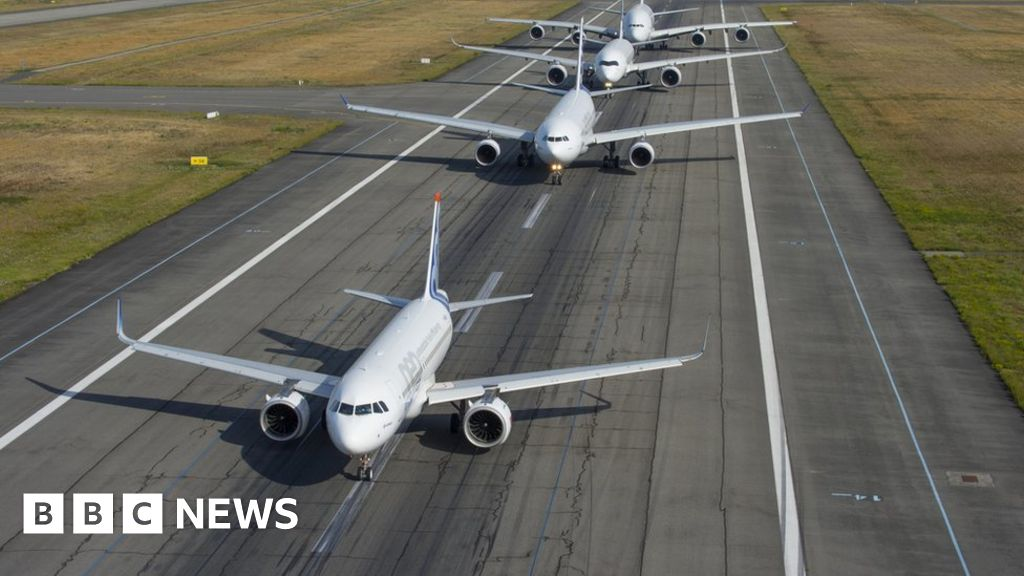 Airbus to pay SFO €1bn in corruption settlement