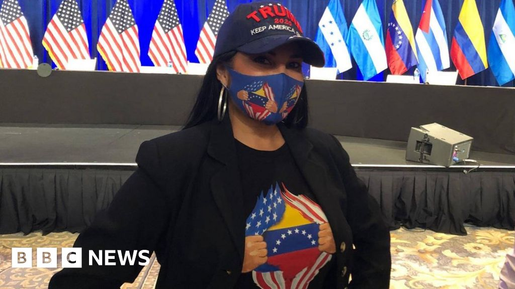 US election 2020: How the ghost of 'socialism' is dividing Venezuelan vote