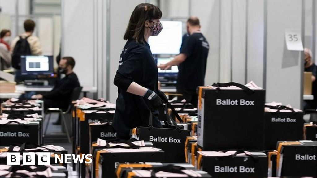 Elections results 2021: Conservatives make gains on English councils