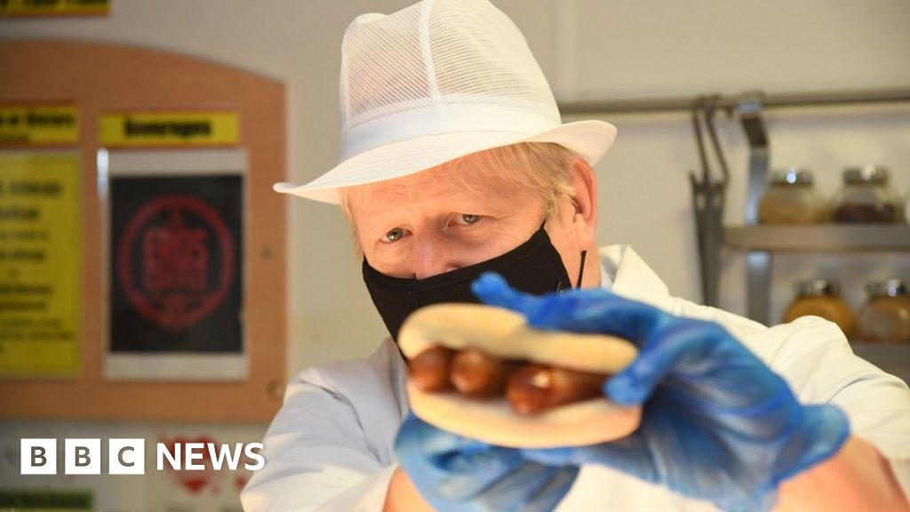 School meals: Boris Johnson refuses to move on school meal vouchers