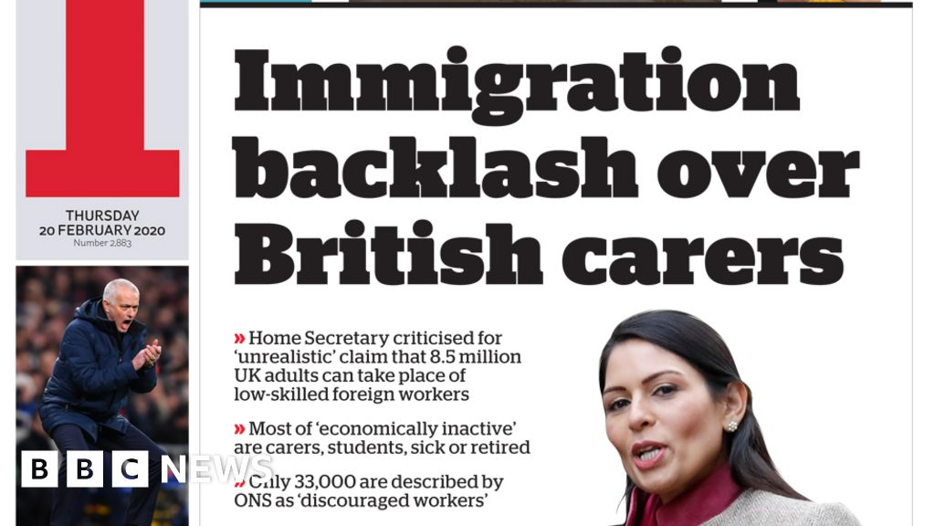 Headlines: immigration-plan  game room  and the floods crisis
