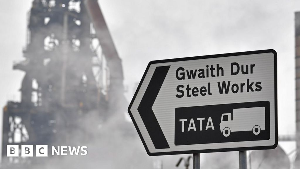 , Port Talbot steelworks: 'Partnership' call with UK government, Saubio Making Wealth