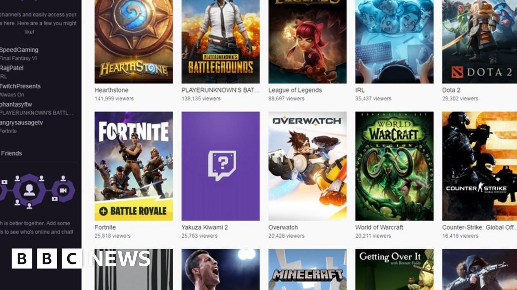 Twitch spamming suspect charged in Canada