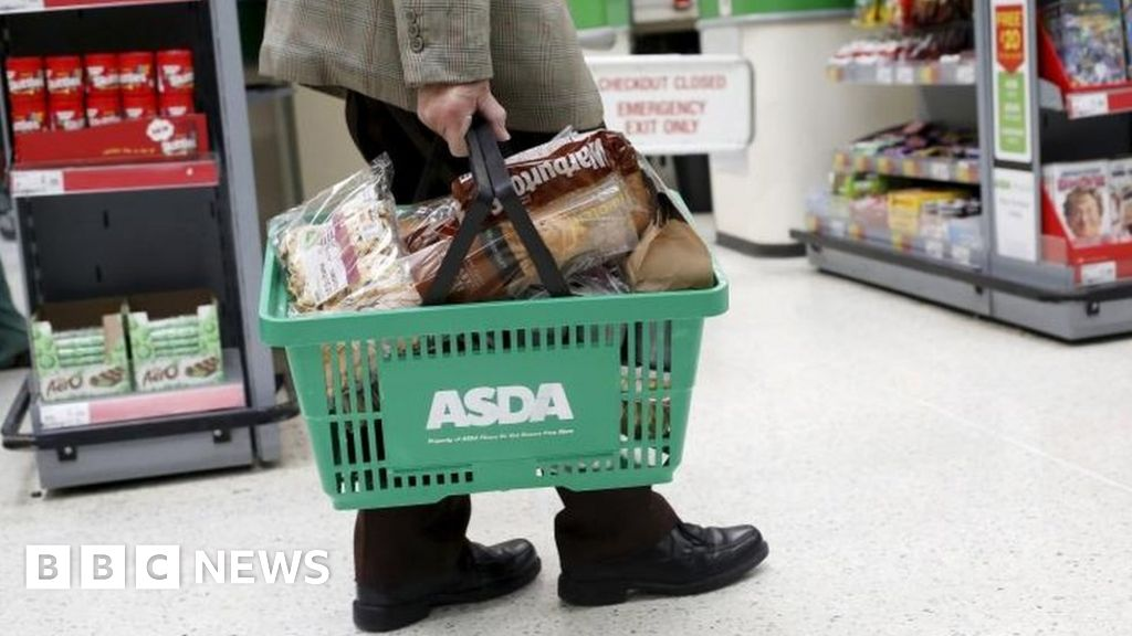 Asda sales growth slows amid 'challenging' trade