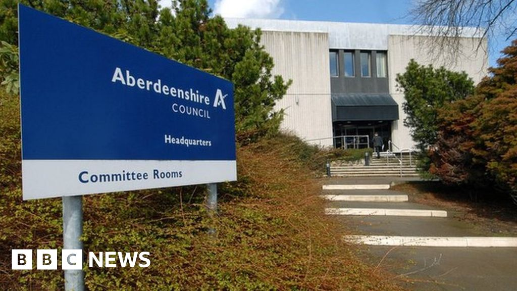 Coronavirus: Aberdeenshire Council 'to avoid wasting as much as £60m by March 2020' thumbnail