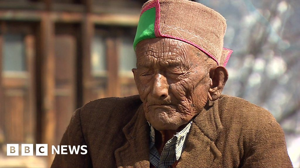 India election 2019: Oldest voter explains why it's important to vote